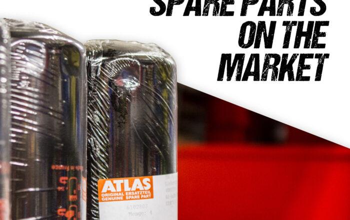 Atlas Material Handler Parts